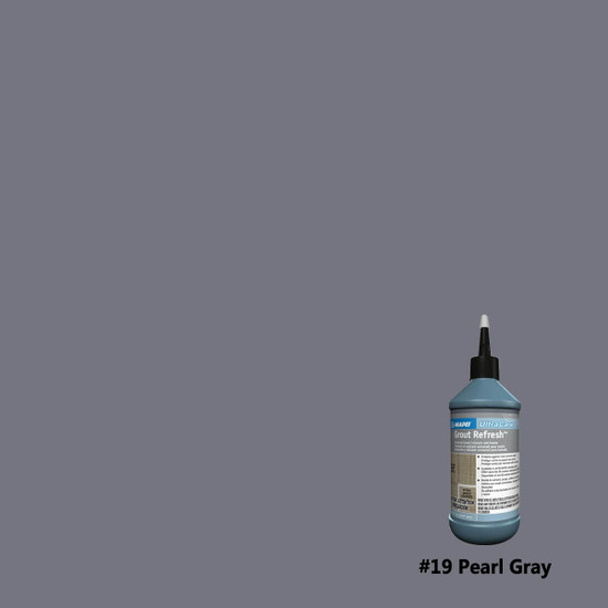 Mapei Ultracare Grout Refresh - Pearl Gray