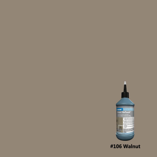Mapei Ultracare Grout Refresh - Walnut