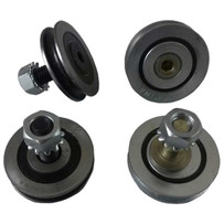 Husqvarna Carriage Tray Wheels