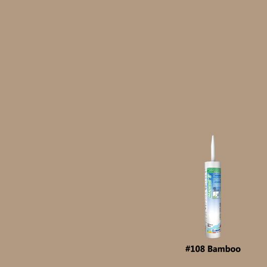 Mapei Mapesil T Silicone Sealant - Bamboo