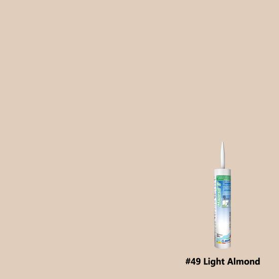 Mapei Mapesil T Silicone Sealant - Light Almond