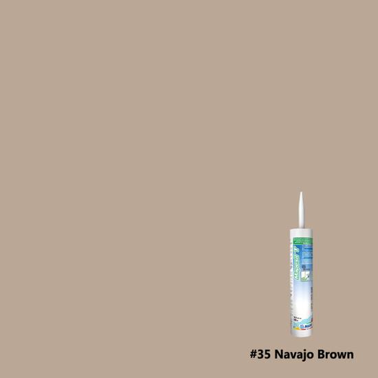 Mapei Mapesil T Silicone Sealant - Navajo Brown