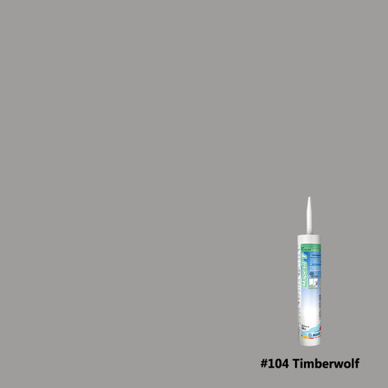 Mapei Mapesil T Silicone Sealant - Timberwolf