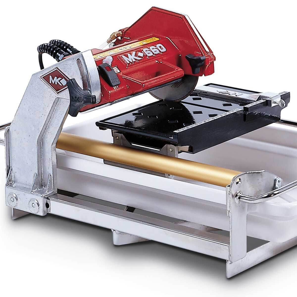 Mk Diamond Mk 660 Wet Tile Saw Contractors Direct