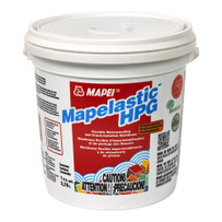 Mapelastic HPG Waterproofing and Crack-Isolation Membrane