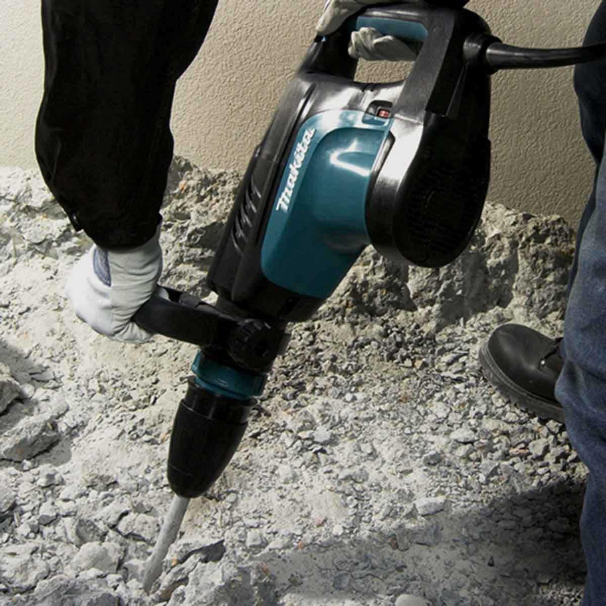 HM1203C Makita Demo Hammer floor