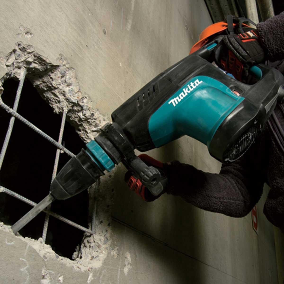 HM1203C Makita Demo Hammer wall