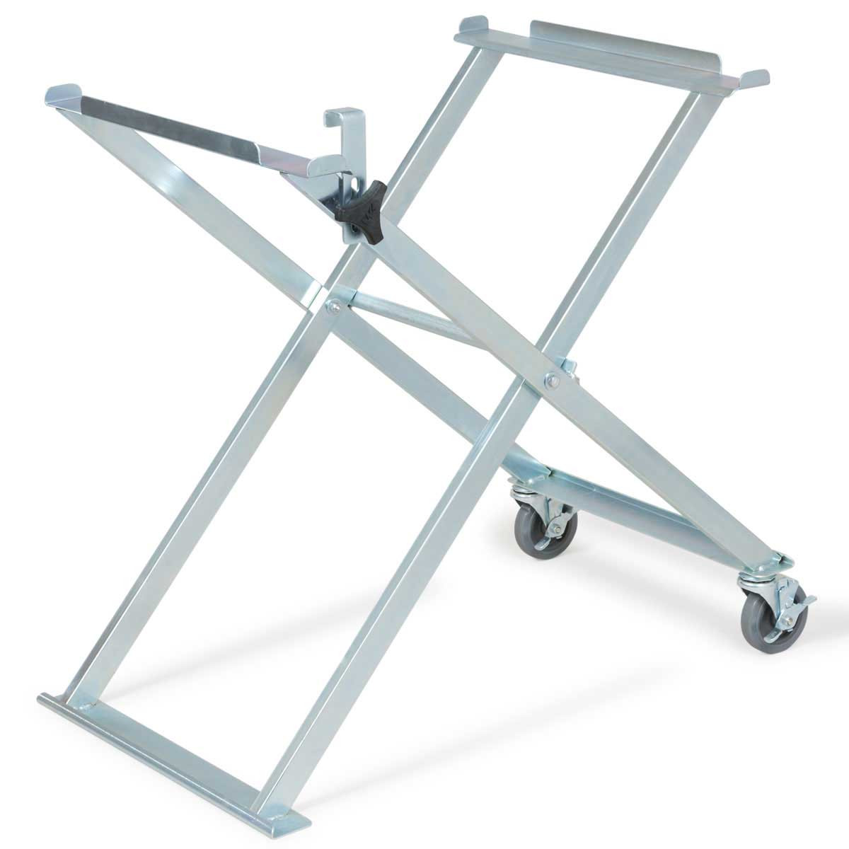 MK Tile Saw Folding Stand With Wheels