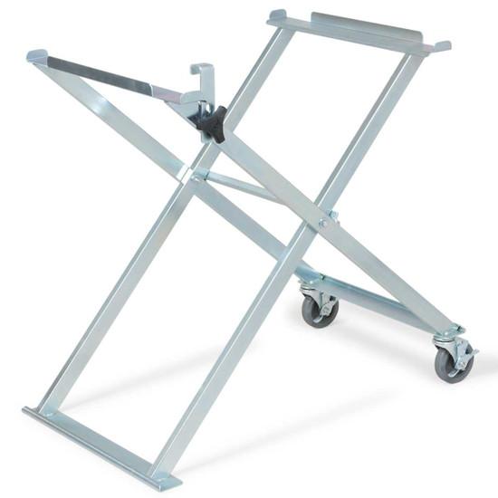 MK Diamond Folding Stand With Wheels