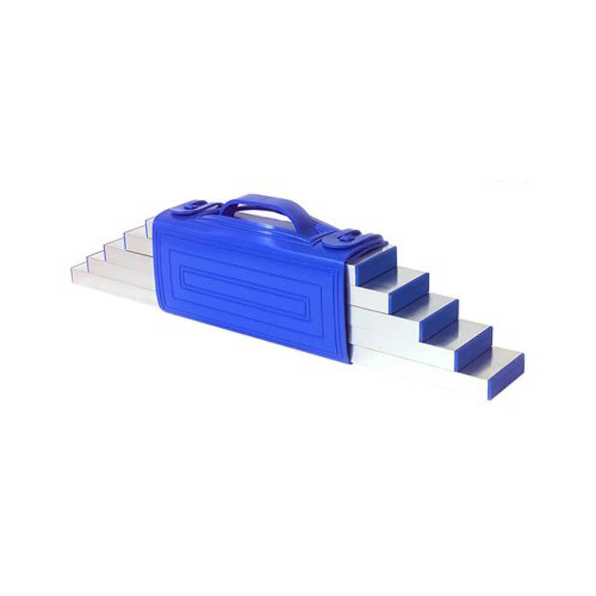 5 piece straight edge set barwalt