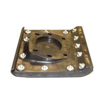 """5000162867 Wacker 8"""" Vibratory Rammer Plastic Shoe Kit"""
