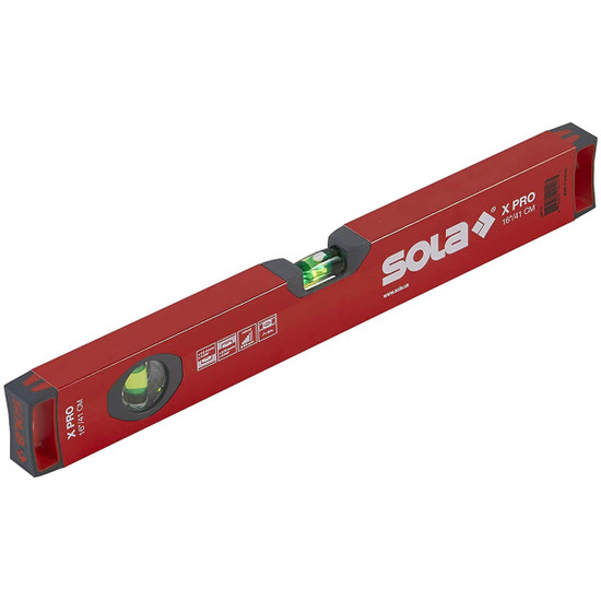 SOLA LSX16 X PRO 16 inch Spirit Level