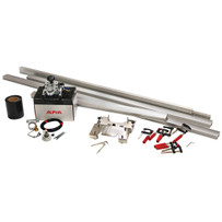 5480-2200 Alpha Tools Beveling Base Starter Kit Transforms any stone polisher or variable speed grinder into a precise straight and beveled edge polishing tool