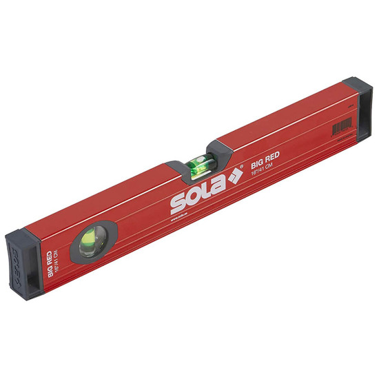 Sola LSB16 Big Red Box Beam Level
