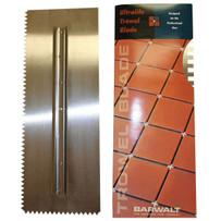 Barwalt Ultralife Stainless Steel Trowel Blades