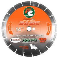 First-Cut BASIC4000 Diamond Blade - Medium Aggregate