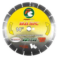 First-Cut BASIC5000 Diamond Blades - Medium Soft Aggregate