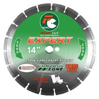 First-Cut EXPERT2000 Diamond Blade - Hard Aggregate