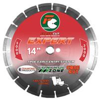 First-Cut EXPERT3000 Diamond Blade - Medium Hard Aggregate