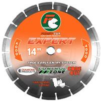 First-Cut EXPERT4000 Diamond Blade - Medium Aggregate