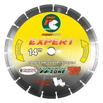 First-Cut EXPERT5000 Diamond Blade - Medium Soft Aggregate