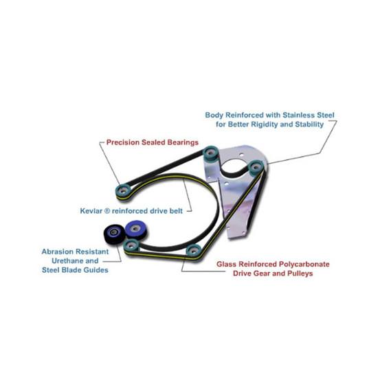gemini taurus pulley diagram