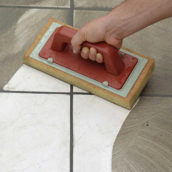 Raimondi Skipper Grout Cleaning ceramic floor tile