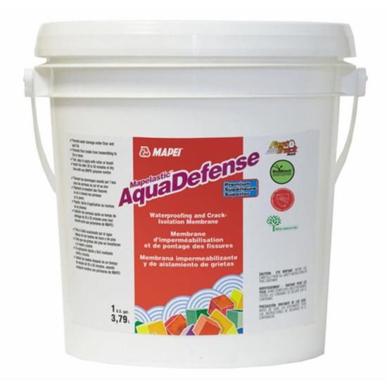 Mapelastic AquaDefense Waterproofing Membrane - 1 Gallon