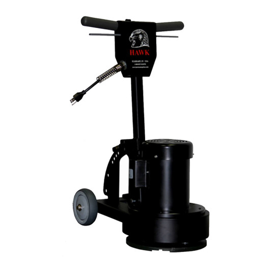 Hawk Mighty Mini F60-10-24 Severe Duty Floor Machine