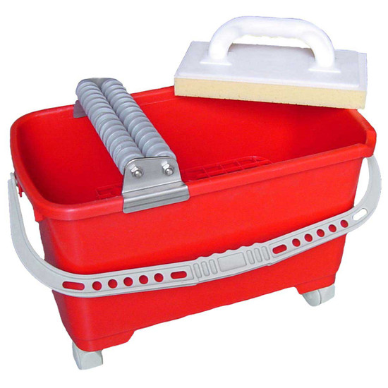 Grout Caddy Cleaning System