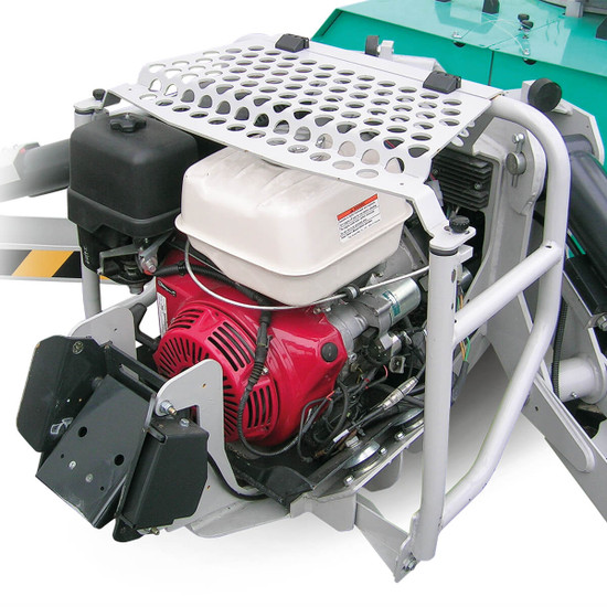 1128728 Imer Tracked Atrium Lift, IM R 13, 42 ft. Honda GX390 motor