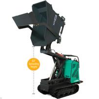 5221111101hd imer carry 107 ht tip bucket dumper ride on buggy