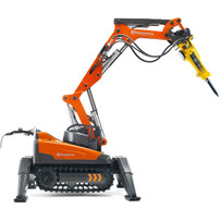 Husqvarna DXR 140 Remote-controlled Demolition Robot