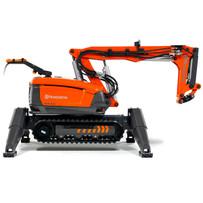 Husqvarna DXR 300 Remote-Controlled Demolition Robot