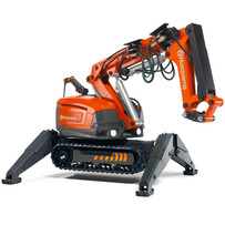 Husqvarna DXR 310 Remote-controlled Demolition Robot