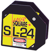 Laser Square SL24 Multi-Function Laser, Dots or Lines