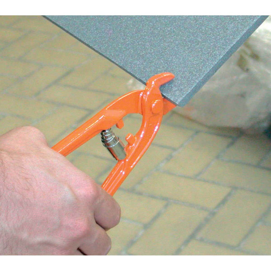 rub tile nipper cuts porcelain