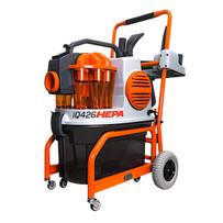 iq426hepa cyclonic hepa dust extractor vacuum