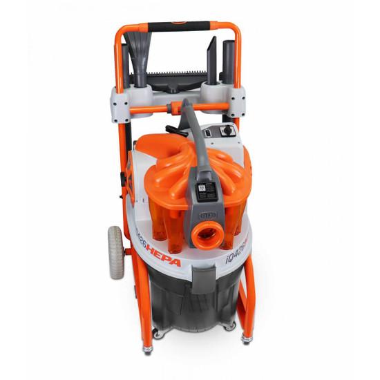 iq426hepa cyclonic hepa vacuum pre filter with 7 cyclones
