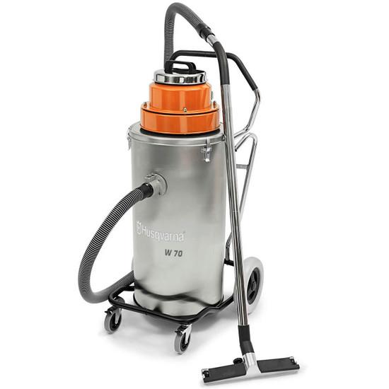 967702003 pullman ermator w70 slurry vacuum by husqvarna