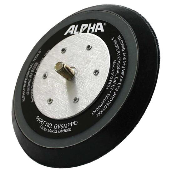 Alpha Hook and Loop Backer Pad for Makita GV-5000 & GV-5010
