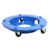 Bucket Dolly, Don t lift, carry or drag your buckets again Roll your Thin Set, Grout, and Water