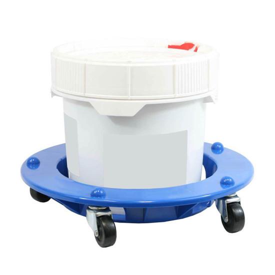 Bucket Dolly glue bucket