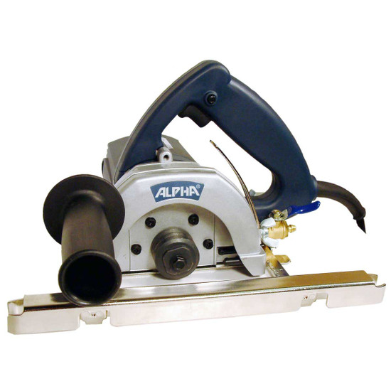 "Alpha AWS-125 5"" Wet Stone Cutter"