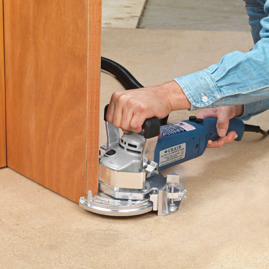 crain 825 undercut saw action Undercuts walls, jambs, inside corners, and even most toe-spaces