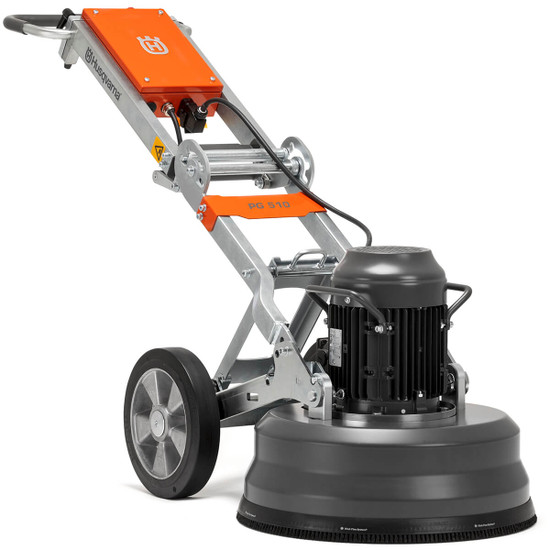 Husqvarna PG510 Floor planetary grinder & polishing grinding and polishing concrete