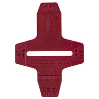 Perfect Level Master Protective T-Lock Base and Grout Spacer