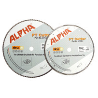 Alpha Tools PT Cutter Diamond Blades for Porcelain Pavers