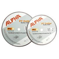 Alpha Tools PT Cutter Diamond Blades for Porcelain Pavers