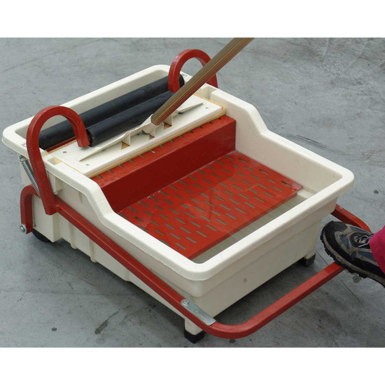 Raimondi Pedalo Cleaning System